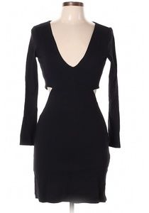 Trafaluc by Zara Little Black Dress